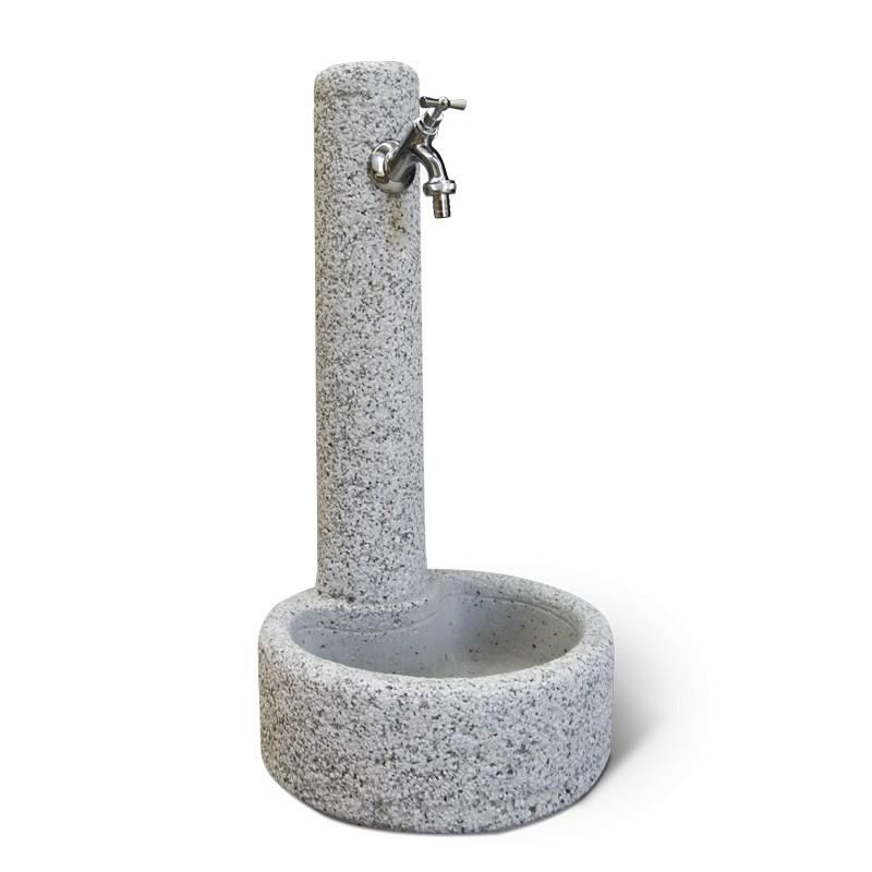 Fontana da giardino tonda Mod. Vercelli