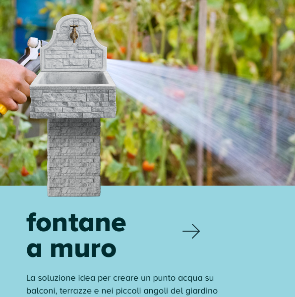 Catalogo Fontana da Giardino KAM