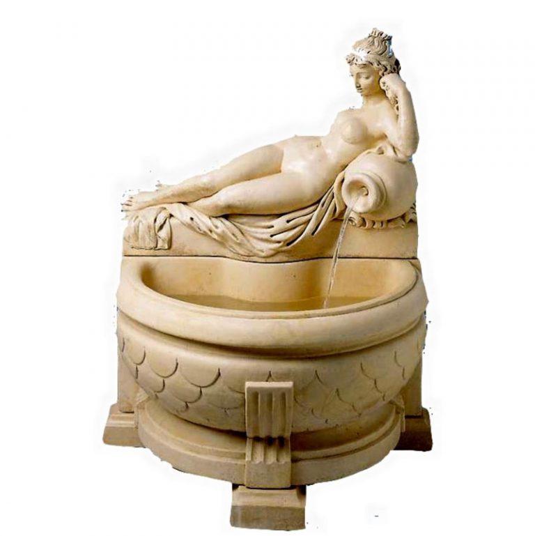 Fontana Artistica a riciclo d'acqua - Mod. Afrodite