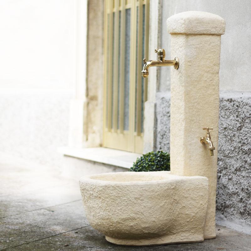 Idee Fontane Da Giardino A Muro Moderne.Kam Arredo Giardini Un Giardino Di Idee Lasciati Ispirare Dal