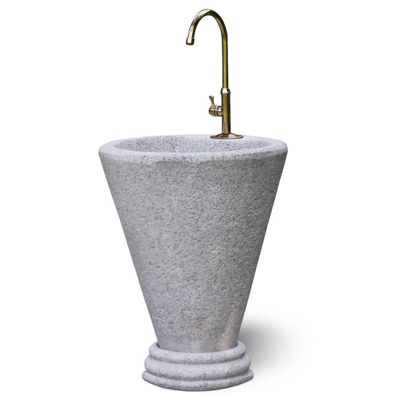 Fontana per giardino Chianale