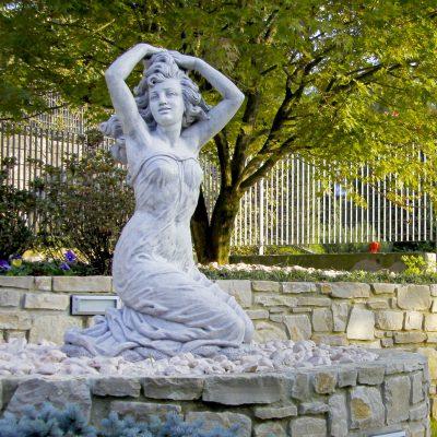 Statue per giardino